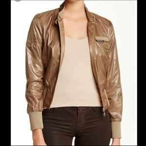 Jackets & Blazers - NWT Members Only Bomber Jacket